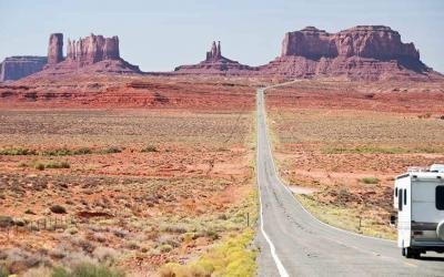 5 Summer Weekend RV Getaways in Arizona