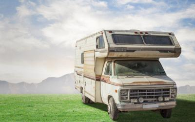 Spring Cleaning Tips for Your RV